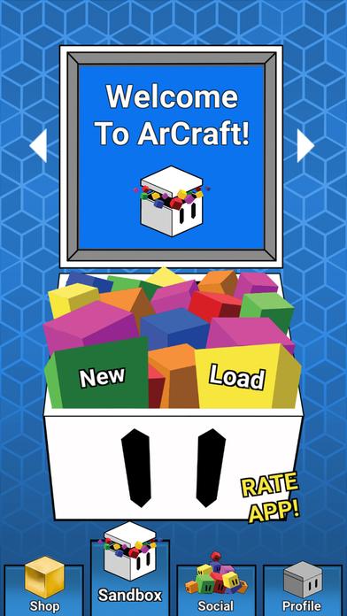 Arcraft Sandbox AR