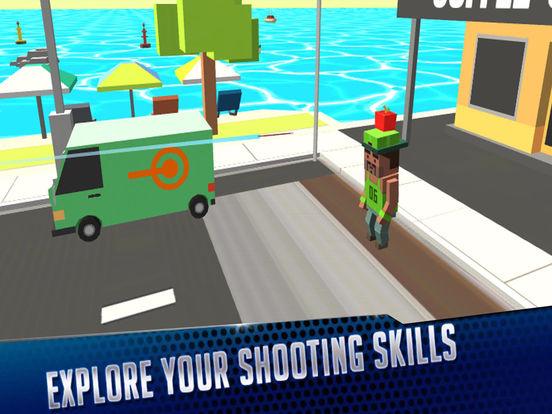 Arrow Shoot Apple 8Bit