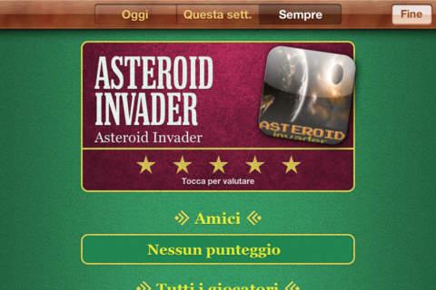 Asteroid Invader