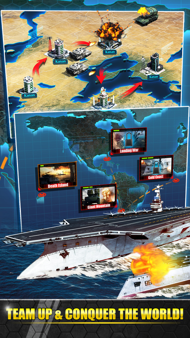 Armor Modern War : Invasion & Dominations