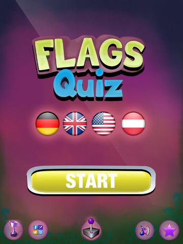 Atlas Flags Quiz – Free World Trivia Game