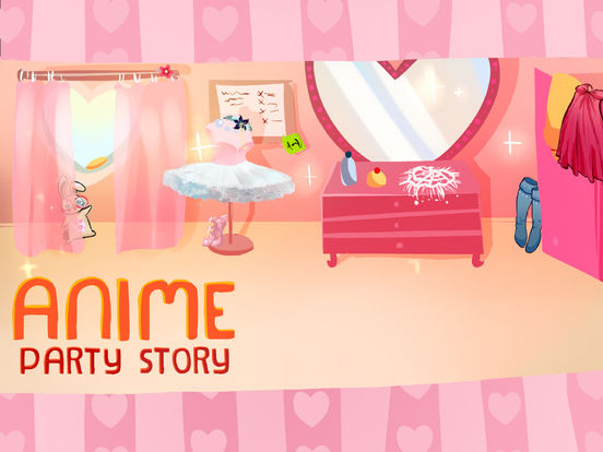 Anime Party Story
