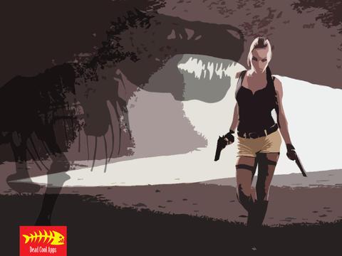 Aztec Alex PRO: The T-Rex Temple Slayer