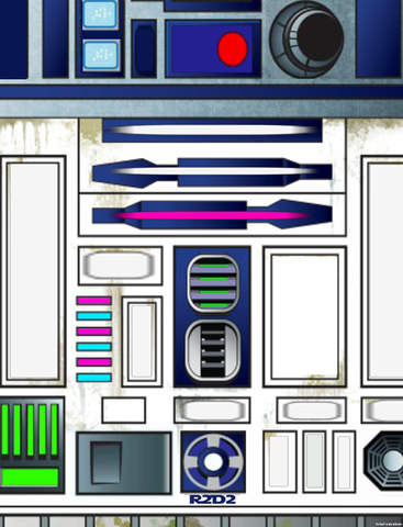 Astro Mech Droid