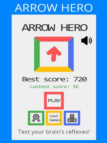 Arrow Legend