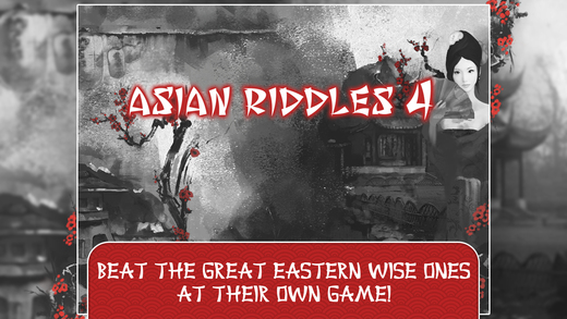 Asian Riddles 4 Free