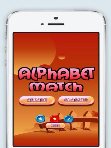 Alphabet Match IOS