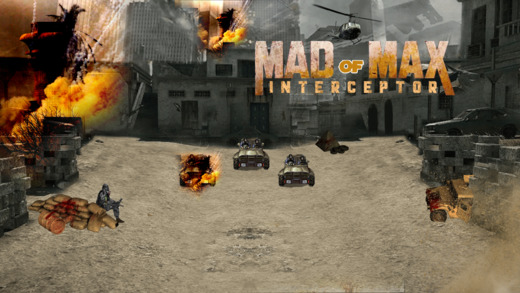 Auto Interceptor Shooter for Mad Max