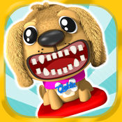 Ace Puppy Dentist - Cute Baby Pet Spa Salon Makeover G