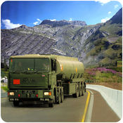 Adventure Army Oil truck Game 1