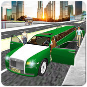 Adventure Limo Taxi Drive Game - Pro 1