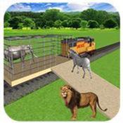 Adventure Zoo Animal Transport Train Game - Pro 1