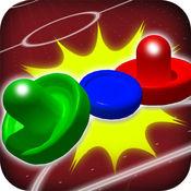 Air Hockey - War of Elements 2