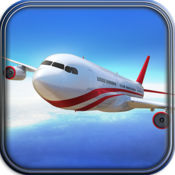 AirCraft Flight Simulator : Crazy Extreme Landing 1