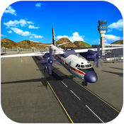 Airplane Rescue Flying Simulator 1