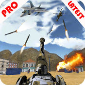 Anti Aircraft Jet War Shooting : Final Battle