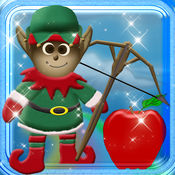 Apple Slice - Bow And Arrows Christmas Game 1