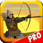 Archery Kingdom Wars - Apple Target Practice PRO