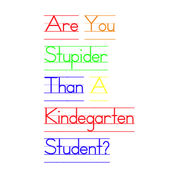 Are You Stupider Than A Kindergarten Student? 2.0.0
