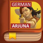 Arjuna Story - German
