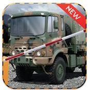 Army Base Truck Drive Game - Pro