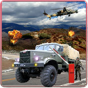 Army Cargo Simulation Truck Drive Game -Pro