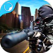 Army Sniper Commando-3D Assassin War World