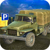 Army Truck Transport: Military Vehicle Parking