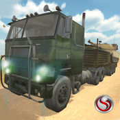 Army War Truck Transporter