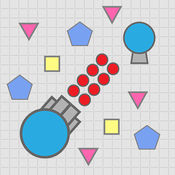 Army.io Geometry Tank Battles