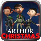 Arthur Christmas: Elf Run