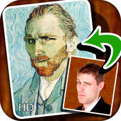 Artistic Portrait Booth HD