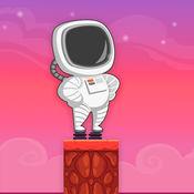 Astronaut Jump 1