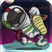Astronaut Walking Saga Lite