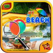 At the Beach - Hidden Object Secret Mystery Search
