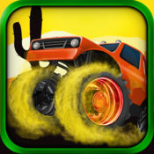 Atacama Monster Truck Racing Free: Speed Race Game