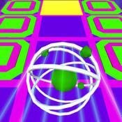 Atom Roll Balls Bounce Sky