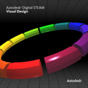 Autodesk Digital STEAM Visual Design 3