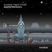 Autodesk Digital STEAM Applied Mechanics 2
