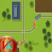Avoid The Accident Of Trains Skill Game