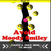 Avoid The Moody Smiley and Be Happy