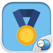Awards Stickers  Emoji Keyboard By ChatStick