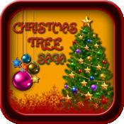 Awesome Christmas Tree Santa Match Saga
