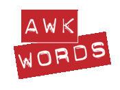 Awkwords 1.0.1