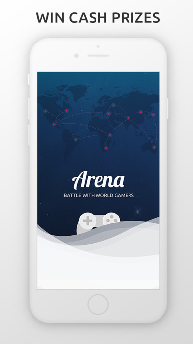 Arena - Battle with World Gamers
