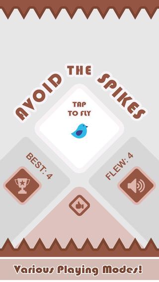 Avoid the Spikes!!