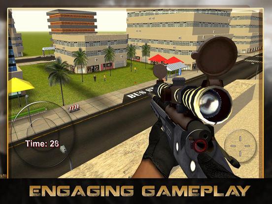 Assassin City Street - 3D Hunter