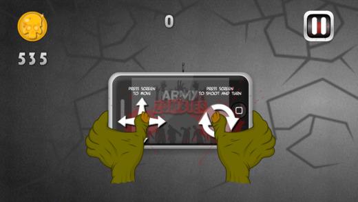 Army vs. Zombies PRO - Clash of the Underworld Dead