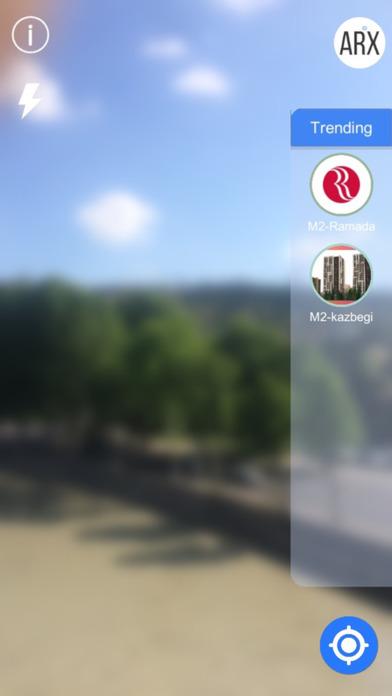 ARX - Augmented Reality World