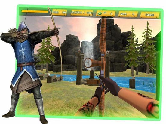 Archery Bow Man